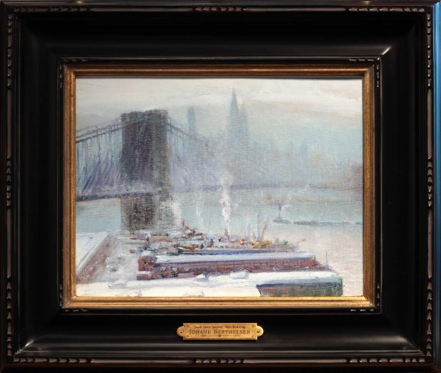 Johann Berthelsen Southstreet Seaport New York City