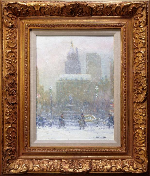 Johann Berthelsen Grand Army Plaza