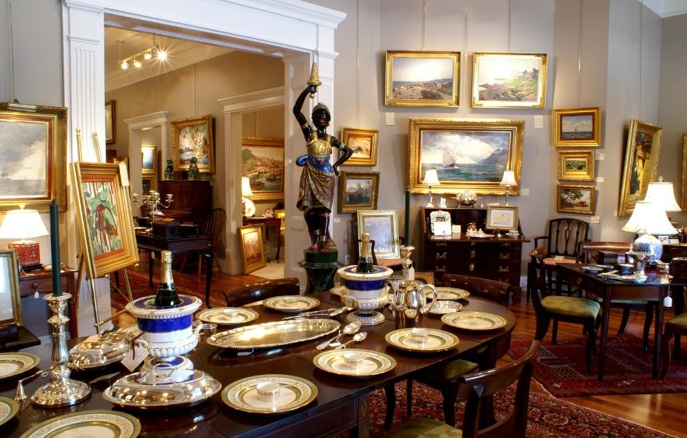 Period Antiques and Fine Art in Fort Lauderdale
