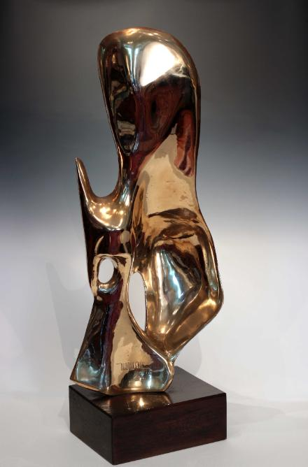 Bronze Sculpture Leonardo Nierman