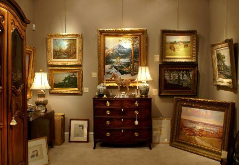 Fine Art and Antiques in Fort Lauderdale, Florida
